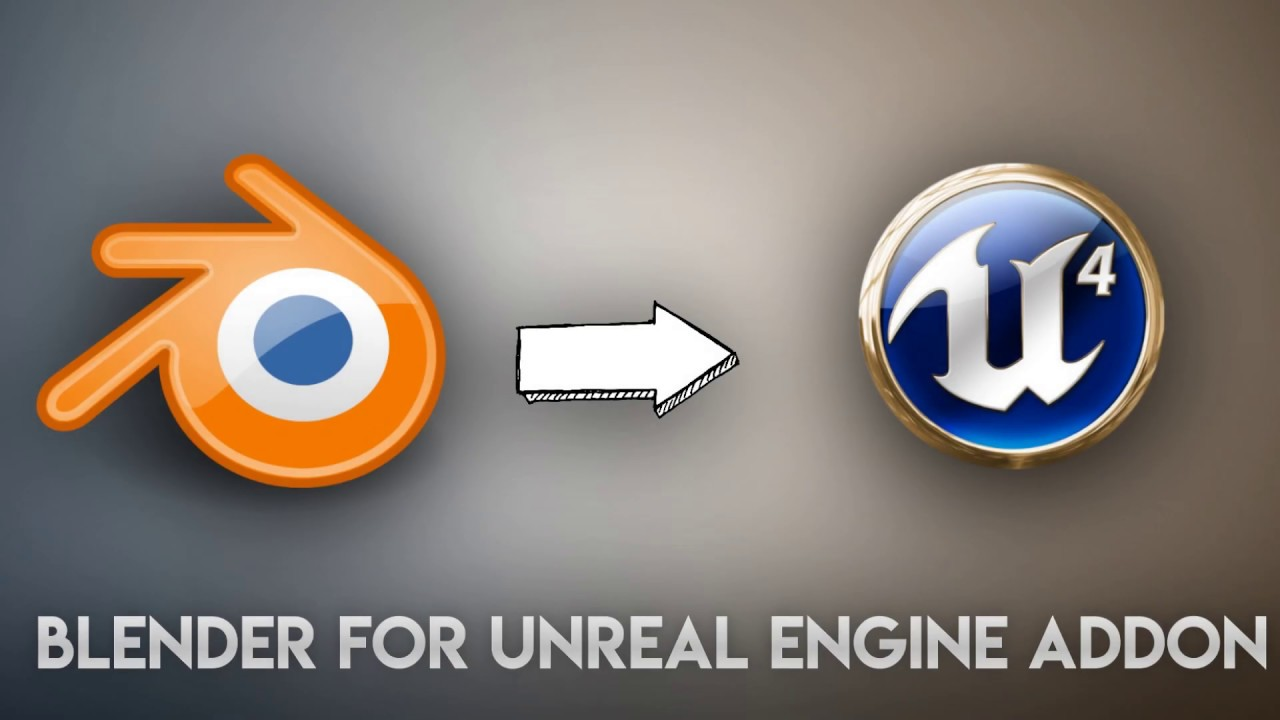 Blender For Unreal Engine