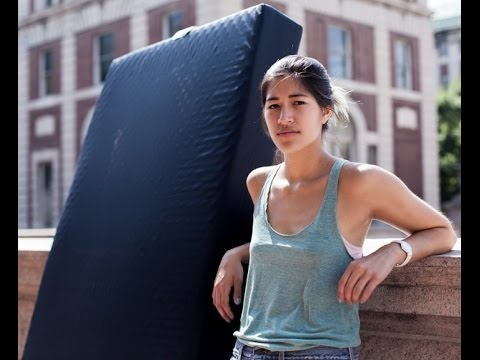 Mattress Girl Given Woman of Courage Award by NOW