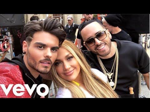 Yandel Ft Jennifer Lopez & Abraham Mateo - Se Acabó El Amor | (Vídeo Oficial)(Detrás De Cámaras)