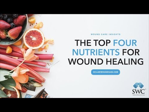 Food for Wound Healing