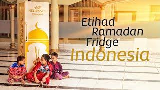 The Etihad Ramadan Fridge comes to Indonesia | Eti...