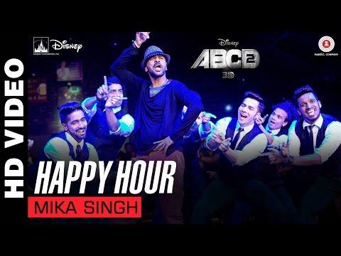 Happy Hour -  Disney's ABCD 2   Prabhu Dheva - Varun Dhawan   Mika   Sachin – Jigar