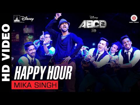 Happy Hour -  Disney's ABCD 2 | Prabhu Dheva -...