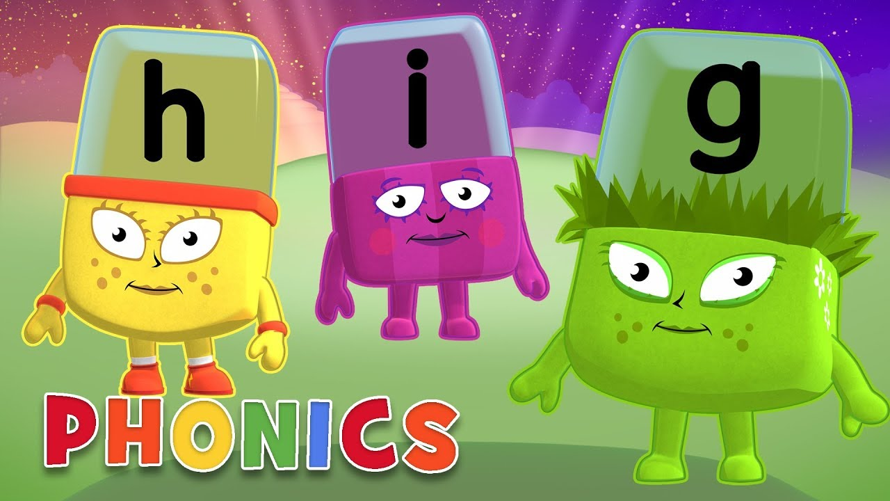 Alphablocks Review - Have FUN with phonics!