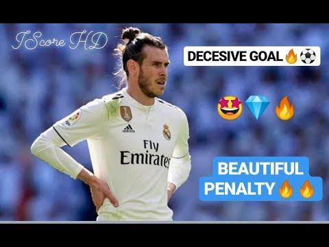 GARETH BALE💎🔥 || DECISIVE PENALTY⚽💥 || LEVANTE-1 VS REAL MADRID-2⚽ || 24/02/2019