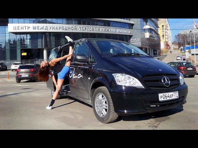 Mercedes-Benz Vito, тест-драйв