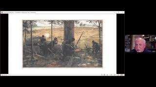 "Topic: ""The Battle at Little Round Top, July 2, 1863, Gettysburg, PA""   Speaker: Joe Boslet"