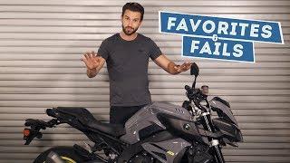 2017 Yamaha FZ-10 (MT-10) - Favorites & Fails