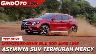 Mercedes Benz GLA 200 AMG Line | Test Drive | GridOto