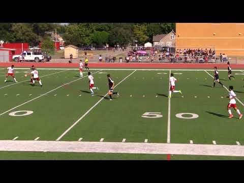 Wichita North vs Homeschool, Gentlemen's Soccer, 9-14-17, Part 1