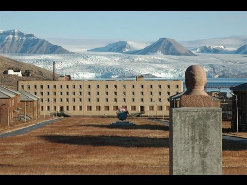 AMAZING Ghost Towns In Scandinavia!