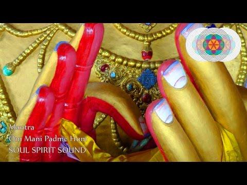 Om Mani Padme Hum - Buddhist Mantra, Meditation Music, Healing, Deep Relaxation, Sleep Aid