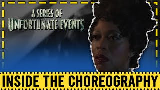 "Inside the Choreography w Paul Becker' | A Series of Unfortunate Events ""Pass the Note"""