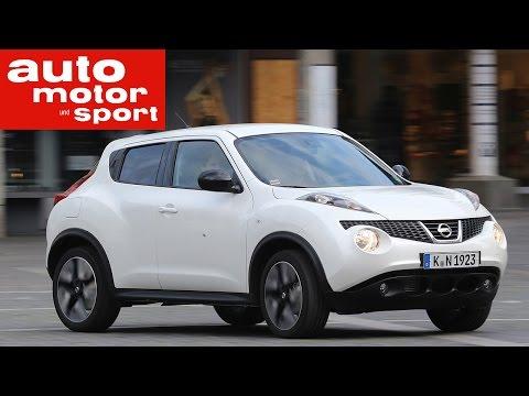 Fahrbericht Nissan Juke 1.5 dCi