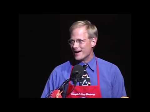 Brian Wansink wins the 2007 Ig Nobel prize