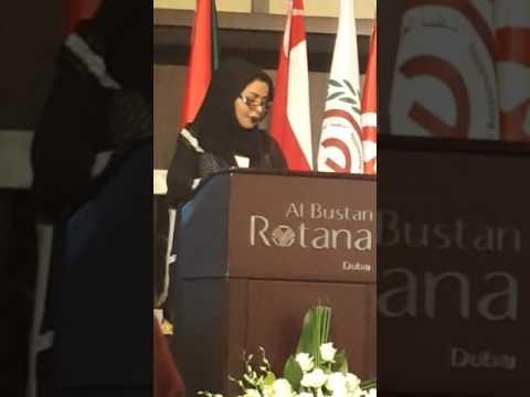 Arab women Council in Dubai