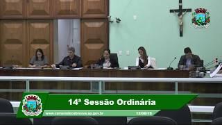 Sessão da Câmara  12.06.19