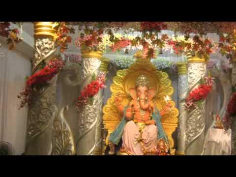 Ganesh Chaturthi Decoration Ideas For Home Mandap