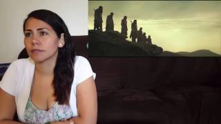 Assassin's Creed Official Trailer Cynthia's Reaction  [HD] 20th Century FOX