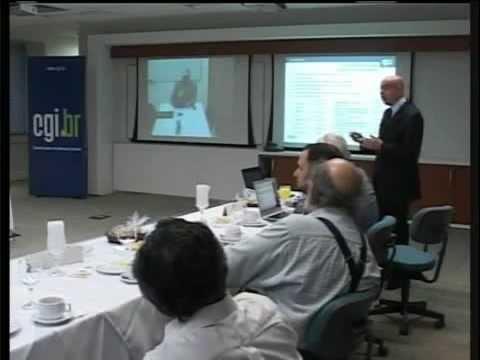 Coletiva de Imprensa - TIC Empresas 2008