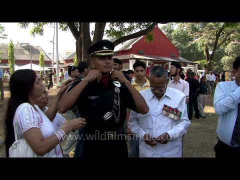 Maa ka Aashirwad: Cadet with proud family after IMA parade
