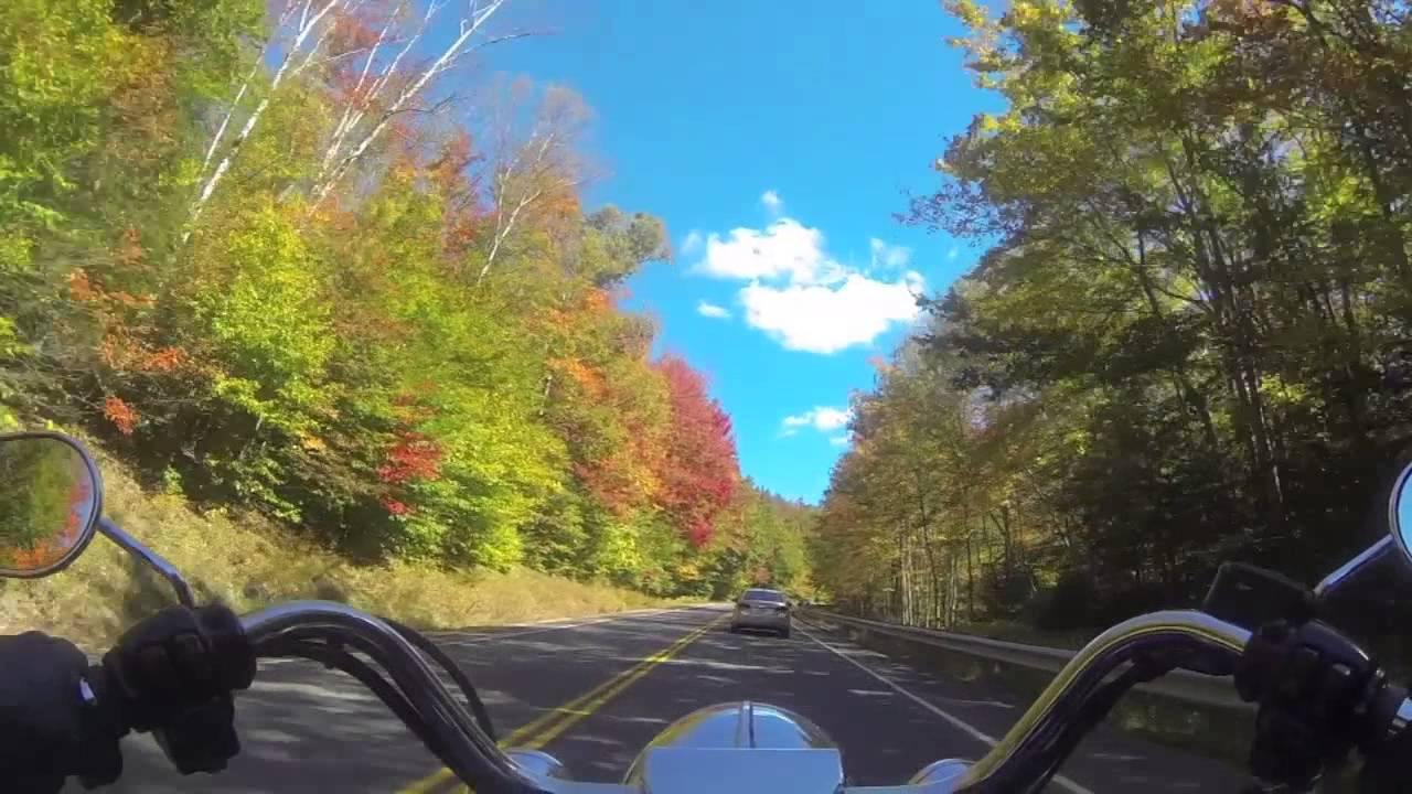 Ride The Kancamagus Highway New Hampshire Part 1 Youtube