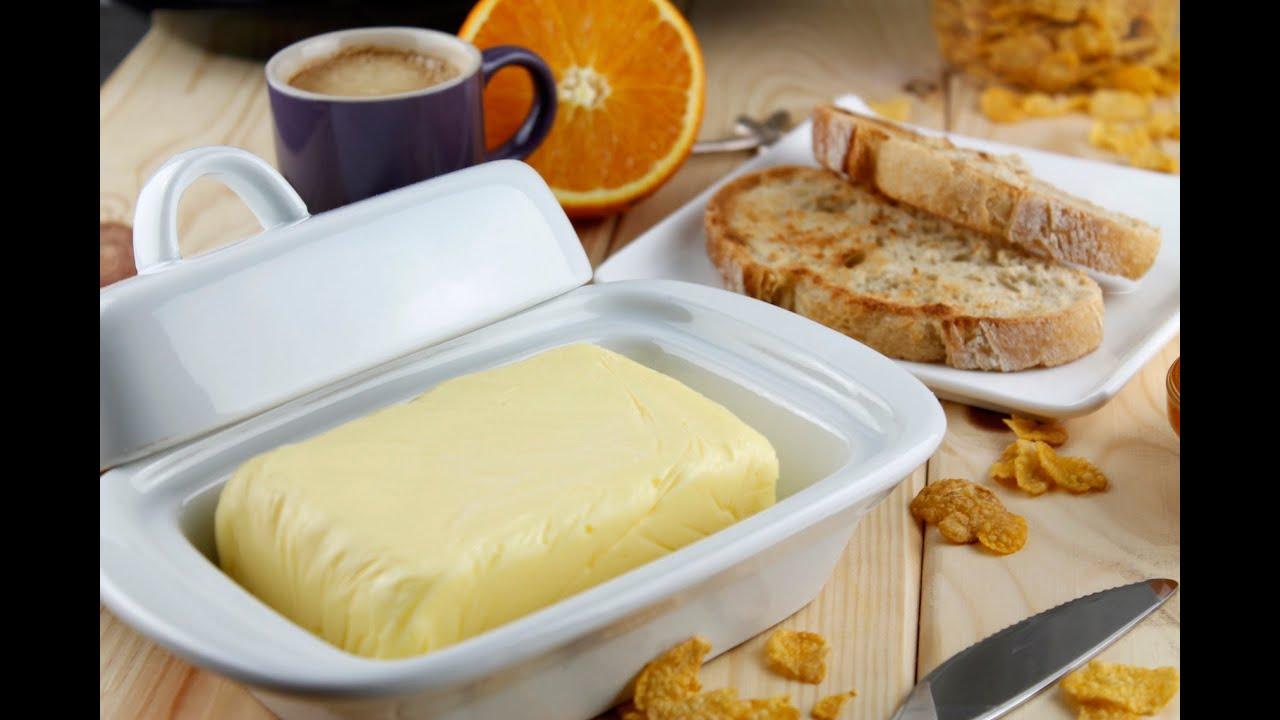Resultado de imagen para mantequilla casera con nata