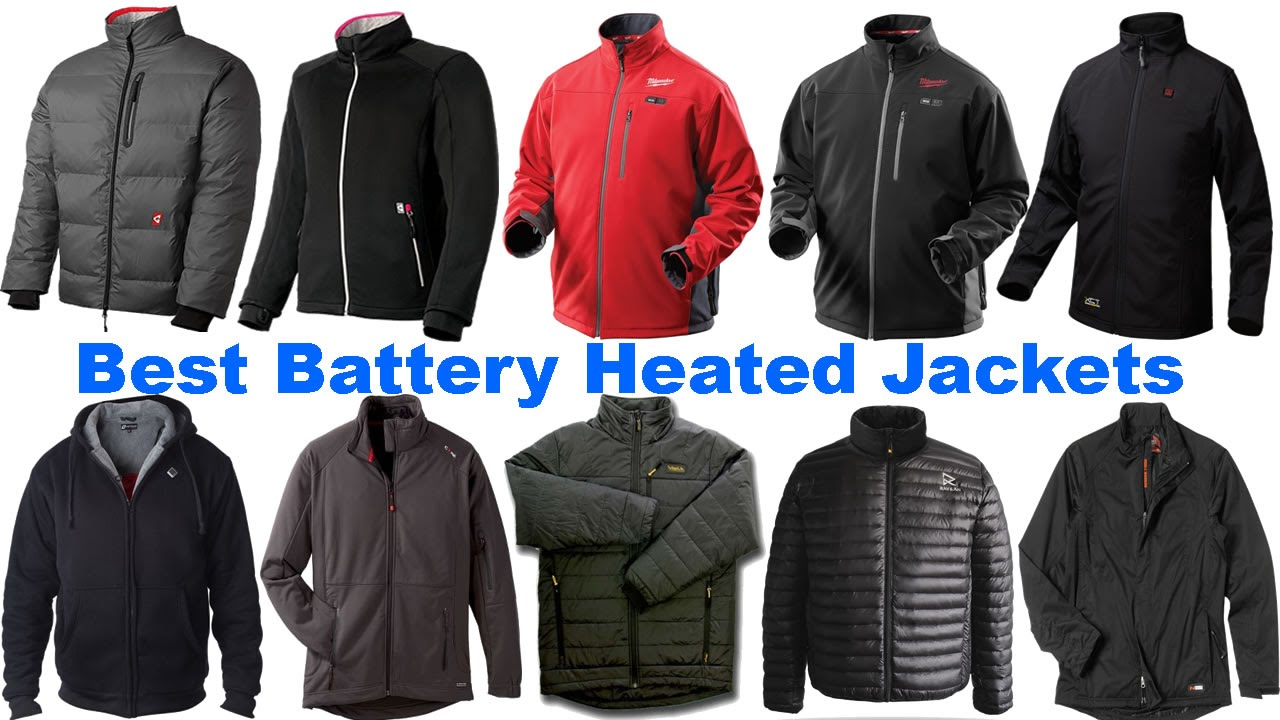 8ef9c058a431d Best Battery Powered Heated Jackets (45 Models) - YouTube