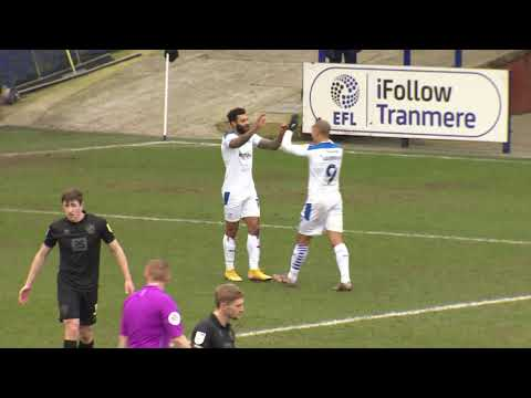 Tranmere Port Vale Goals And Highlights