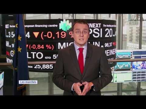 PR EURONEXT BOURSE TV