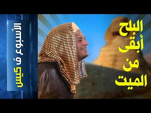 {الأسبوع ف كيس}(174) البلح أبقى من الميت!