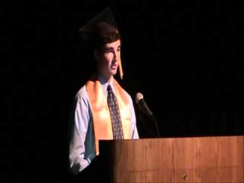 Conserve School Closing Ceremony - Ben Miller, CS4