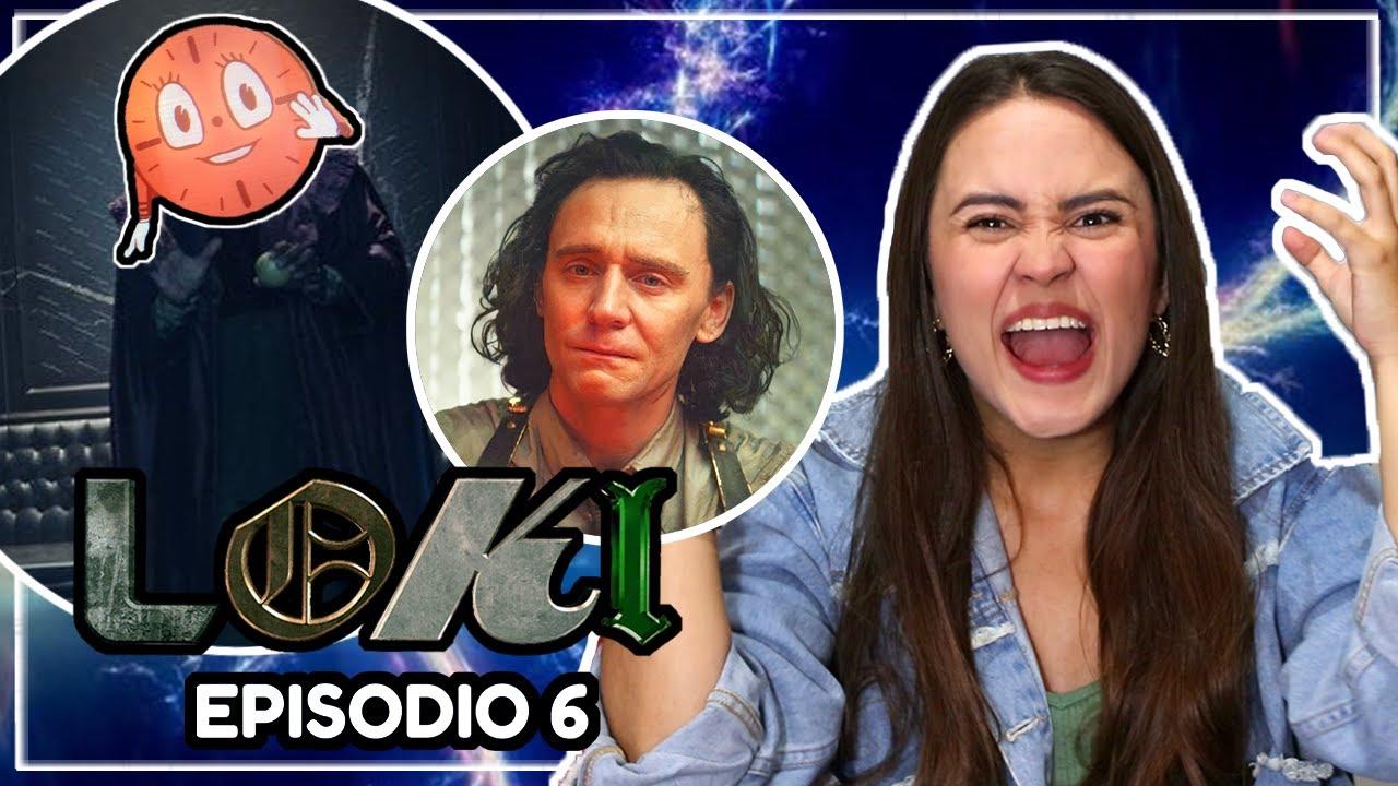 Download FINAL LOKI😱💚 Capítulo 6: MULTIVERSO y Villano Confirmado 'EL QUE PERMANECE' 🤩 Episodio Explicado!