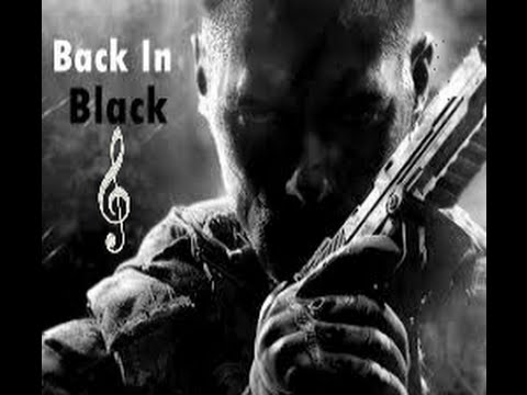 ACDC Back in Black Instrumental - YouTube