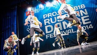 CHEMICAL SISTERS  @ RDF14 Project818 Russian Dance Festival, November 1, Moscow 2014, Top 10 Russia