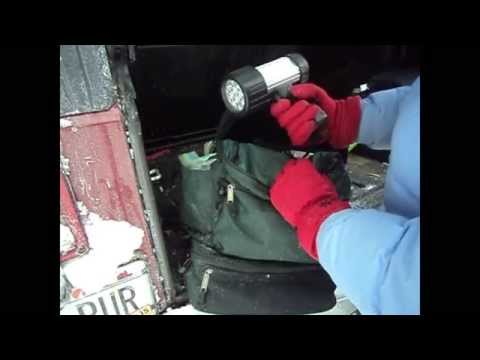 Make An Emergency Winter Driving Car Kit ~ Homesteading Ways