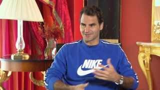 Burj Al Arab welcomes Roger Federer's #MyDubai story