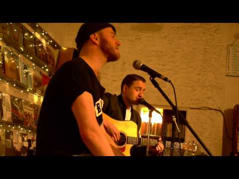 Wild Beasts - Wrecking Ball (live @ Other Music 3/3/14 ACOUSTIC)