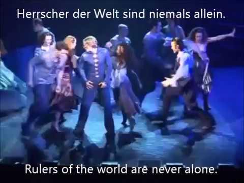 Romeo & Juliette - 08 Les rois du monde (German with subs & English translation)