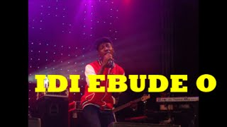 FRANK EDWARDS FT SINACH--- IDI EBUBE WITH LYRICS