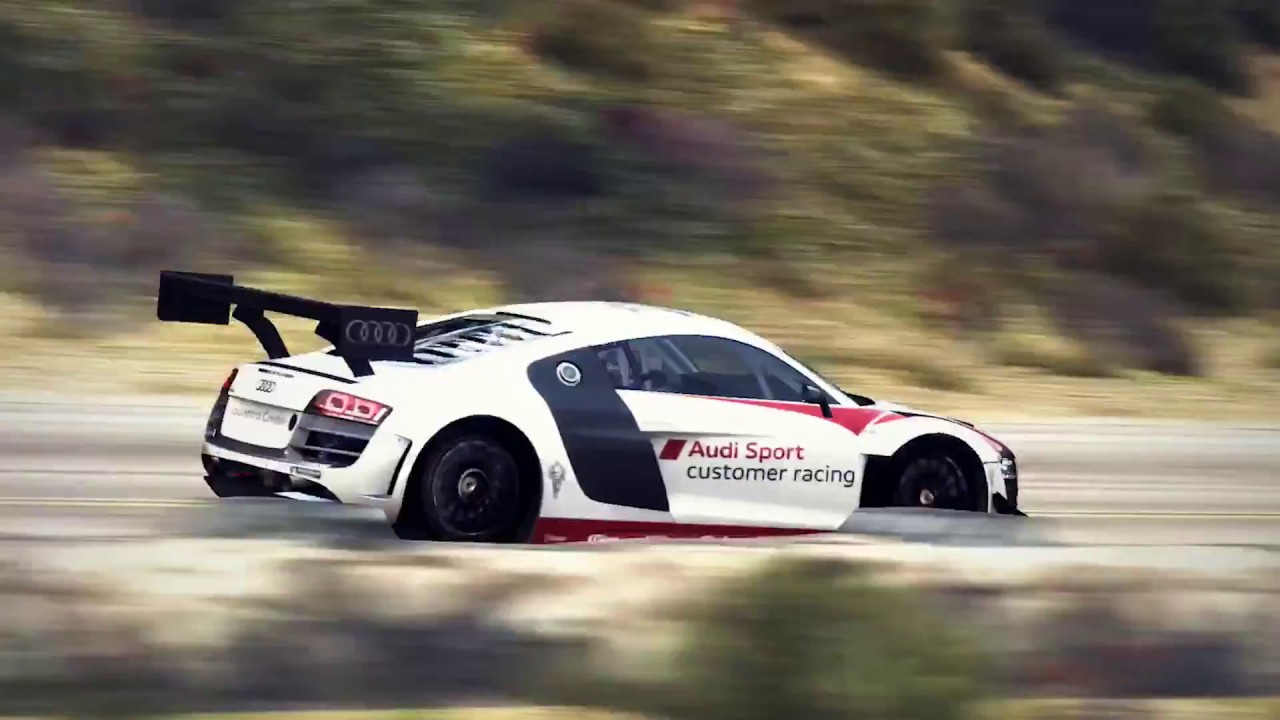 GRID Autosport | Announcement Trailer (iOS and Android)