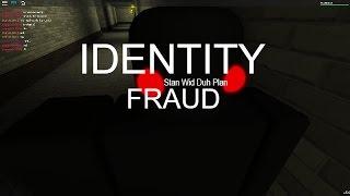 FAILURE   Identity Fraud   Roblox