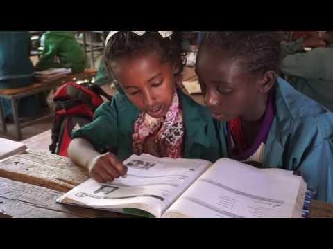 Mother Language Reading in Ethiopia