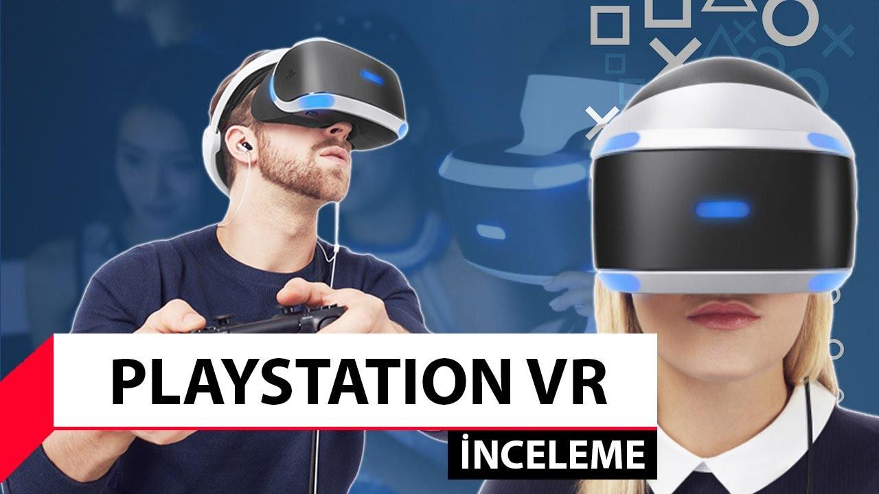 Playstation Vr Inceleme Playstation Vr Ozellikleri Ve Fiyati Youtube