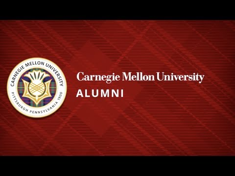 Carnegie Mellon Alumni. Work that Matters