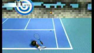 Wii Sports - Target Practice Floating Wall