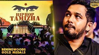 Maanavan 'HipHop' Thamizha's Meesaya Murukku look | Aadhi's Gethu reaction to his AV