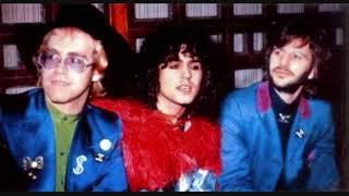 Marc Bolan (T. Rex) - rare interview January 1973 - Born to Boogie, Cilla Black, 20th Century Boy