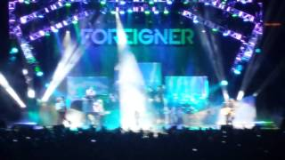 Vox with Foreigner