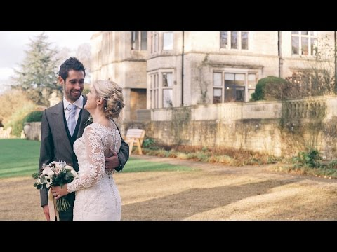 Old Down Manor Wedding Videographer Bristol